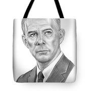 Harry Morgan Tote Bag