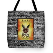 Harry Potter London Theatre Poster Tote Bag