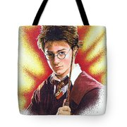 Harry Potter The Wizard Tote Bag