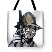 Harry The Hunter Tote Bag
