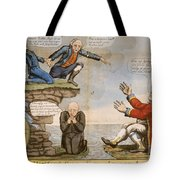 Hartford Convention, C1814 Tote Bag