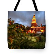 Harvard Community Garden Cambridge Ma Tote Bag