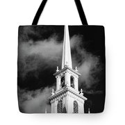 Harvard Memorial Church Steeple Tote Bag