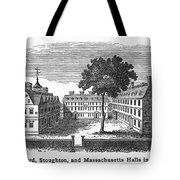 Harvard University, 1755 Tote Bag