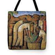 harvest, by Alfredo Ramos Martinez Tote Bag