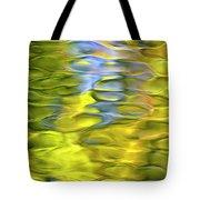 Harvest Gold Mosaic Tote Bag