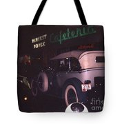 Harvest House Cafeteria At River Roads Mall  Tote Bag
