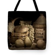 Harvest Moon Tote Bag by Tom Mc Nemar