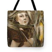 Harvest Nymph Tote Bag