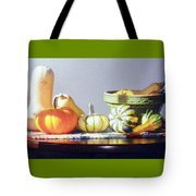 Harvest Reflections Tote Bag