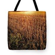 Harvest Twilight Tote Bag