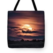 Harvestmoon Tote Bag