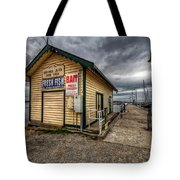 Hastings Jetty Tote Bag