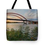 Hastings Mn Bridge Tote Bag