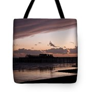 Hastings Pier Tote Bag