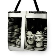 Hats Of Bruges Tote Bag