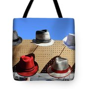 Hats Selection Day Dead  Tote Bag