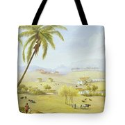 Haughton Court - Hanover Jamaica Tote Bag by James Hakewill