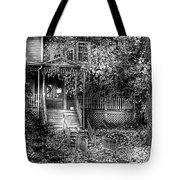 Haunted - Abandoned Tote Bag