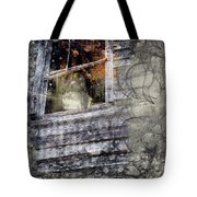 Haunted Impressions Tote Bag
