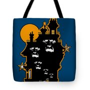 Haunted Tote Bag