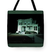 Haunted Merit Tote Bag
