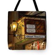 Haunted St. Augustine Tote Bag
