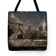 Haunted Stable Tote Bag