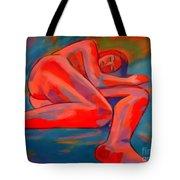 Haunting Silence Tote Bag