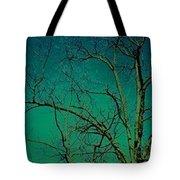 Haunting Tree  Tote Bag