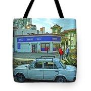 Havana-37 Tote Bag