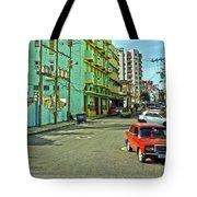 Havana-47 Tote Bag