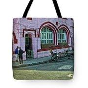 Havana-52 Tote Bag