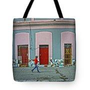 Havana-54 Tote Bag