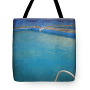 Havana Cuba Swimming Pool And Ocean Tote Bag