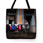 Havana Laundry No. 1 Tote Bag