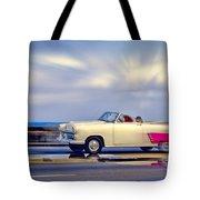 Havana Malecon 2 Tote Bag