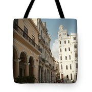 Havana Vieja Tote Bag