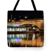 Havasu At Night Tote Bag