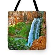 Havasu Falls Canyon Tote Bag