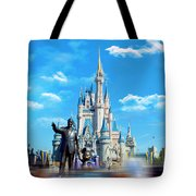 Have A Magical Day Tote Bag
