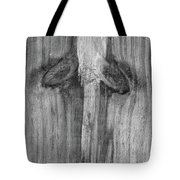 Have A Nice Day Bw Tote Bag