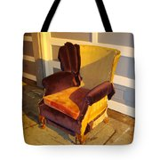 Have A Seat In Dore Alley Tote Bag by Mr Photojimsf