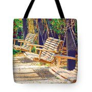 Have A Seat Relax Tote Bag
