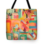 Have Patience Tote Bag
