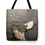 Have To Behave Yourself. Tote Bag