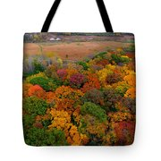 Havenwoods State Forest Tote Bag