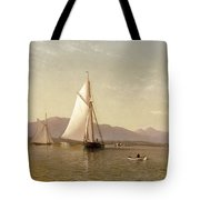 Haverstraw Bay Tote Bag