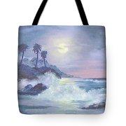 Hawaii At Night Tote Bag