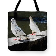 Hawaii Birds 9 Tote Bag